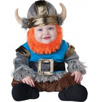 Incharacter Carnival Baby Costume Lil' Viking 0-24 months