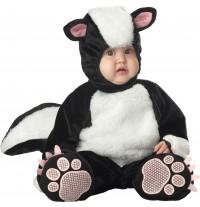 Incharacter Costume de Carnaval Enfant Mouffette 0-24 mois