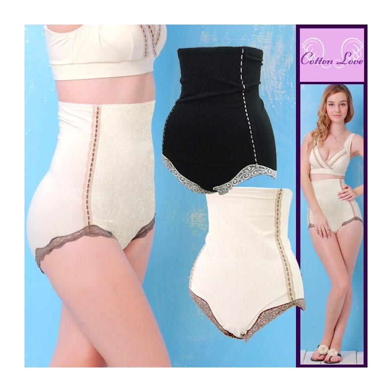 Linea Sweet Mommy Body Shaper Di Cotone Biologico