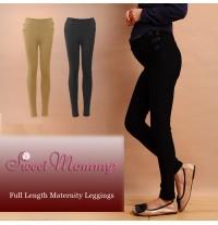 Pantalon de grossesse élastique