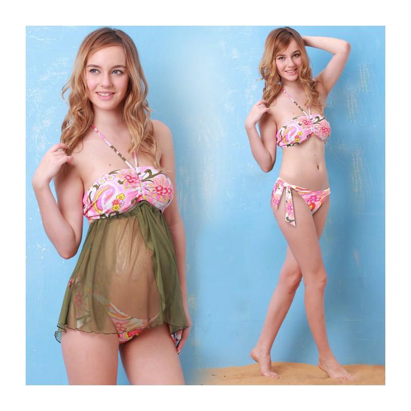 Maillot de bain de grossesse Tankini Bikinis