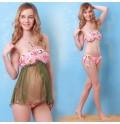 Costume Mare Premaman Allattamento Tankini Bikini Trasformabili