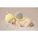Baby carnival bonnet snail