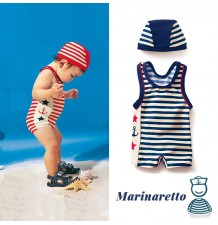 "Maillots De Bain Enfant ""Marin"""