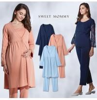 Pyjama de Grossesse et Allaitement 3 pièces