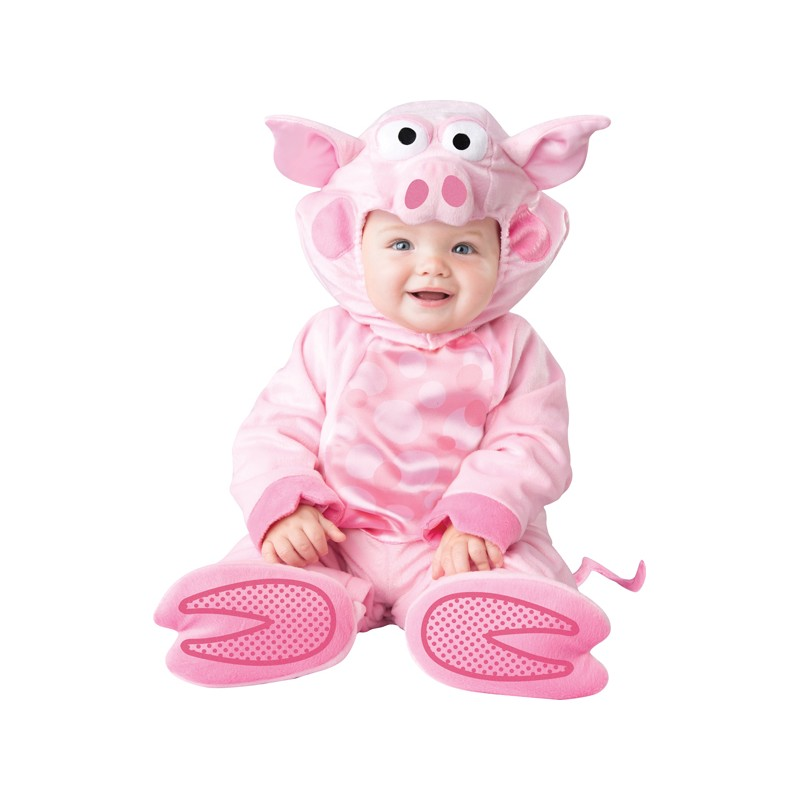 Incharacter Carnival Baby Costume Precious Piggy 0-24 months