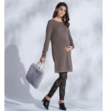 Tunique de grossesse et allaitement en coton biologique