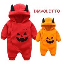 Costume Halloween e Carnevale da Diavoletto