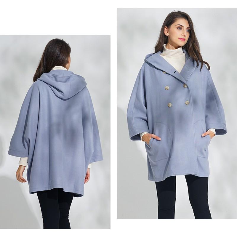 Manteau de maternité et de portage maman enfant