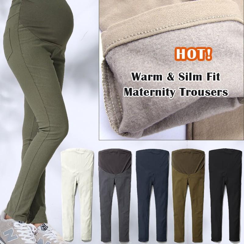 nuovo stile daacb 47af8 Pantaloni elasticizzati premaman   SWEET MOMMY