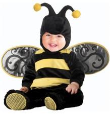 Costume Carnevale Vespa per Bambino 3 anni