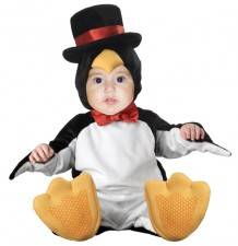 Costume de Carnaval Pingouin 3 ans