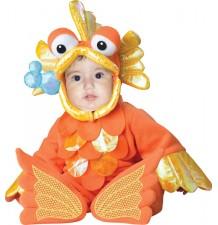 Costume Carnevale Squalo per Bambino 3 anni