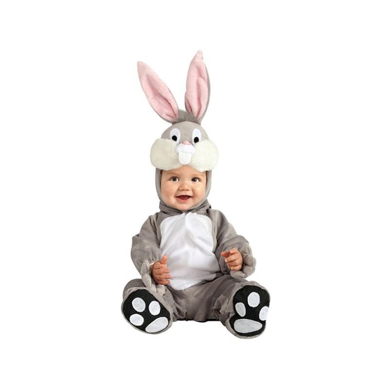 Costume Carnevale Coniglietto per Bambino 3 anni