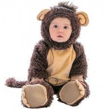 Carnival Baby Costume Monkey 3 years