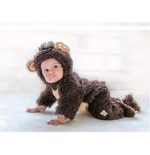 Costume Carnevale Scimmietta per Bambino 3 anni