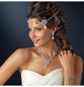 Decorated headband / necklace for ceremonies