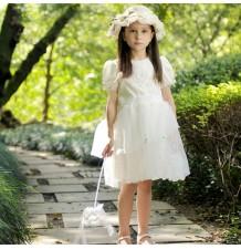 Vestito Cerimonia Bambina