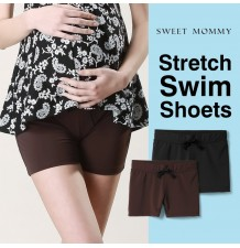 Maternity Beach Shorts