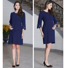 Maternity and nursing ceremony dress