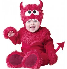 Incharacter Carnival Baby Costume Lil' Devil 0-24 months