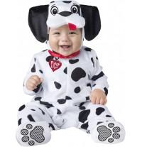 Incharacter Costume de Carnaval Enfant Petit Dalmatien 0-24 mois