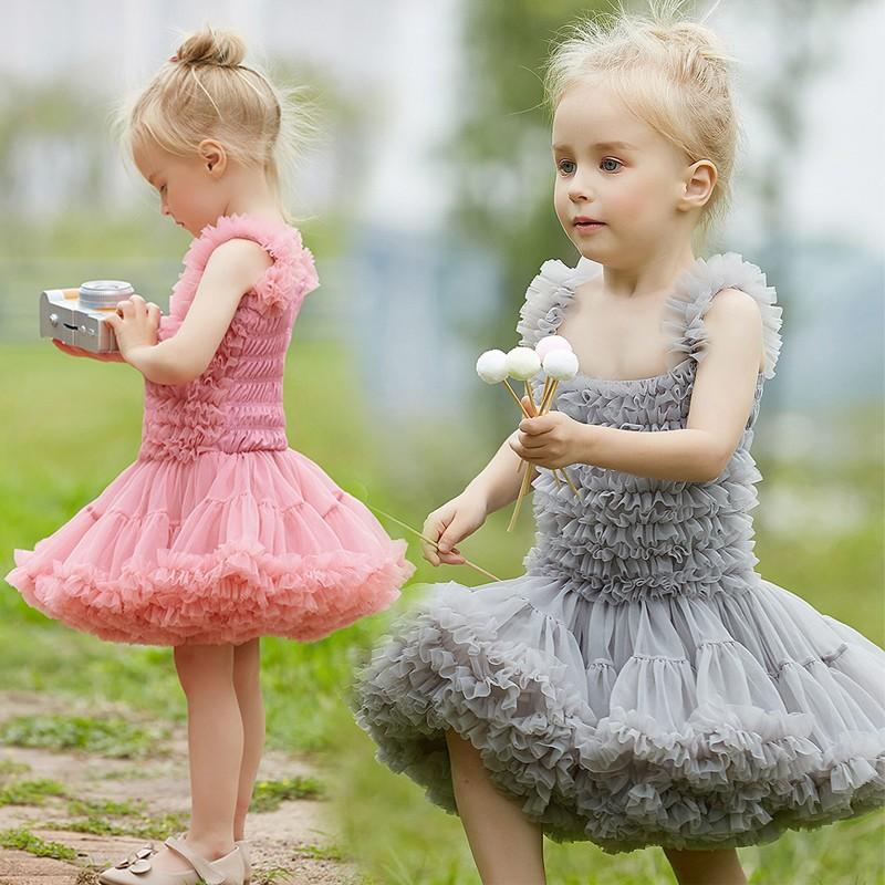 Flower Girl Formal Dress 80 130 Cm Sweet Mommy