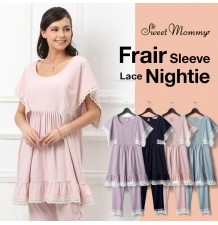 Maternity and Nursing Summer Pajamas