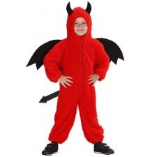 Costume Fuzzy le petit diable  2-3 ans
