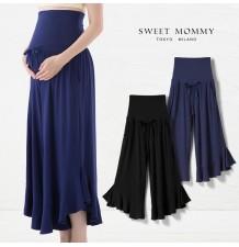 Jupe pantalon de maternité
