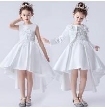 Ensemble de cérémonie pour petite fille 2 pièces 100-160cm