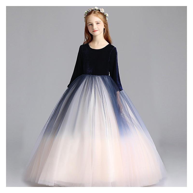 Flower Girl Formal Dress