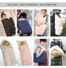 "MULTIFUNCTION BABY STROLLER SACK ""GIRAMONDO Plus"""