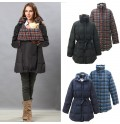 Reversible Down Mother Coat