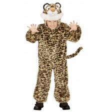 Costume de léopard en peluche 2-5 ans