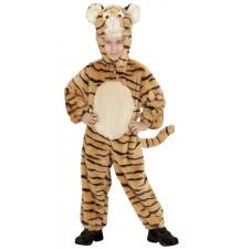 Costume Tigre in peluche 2-5 anni