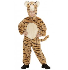 Plush tiger costume 2-5 years