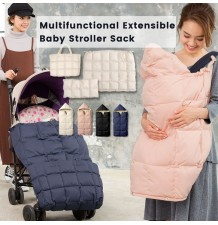 "Multifunctional Extensible Baby Stroller Sack ""Extra"""