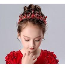 Serre-tête décoré de cérémonie pour fille
