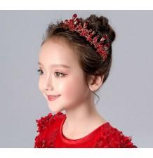 Coroncina bambina da cerimonia