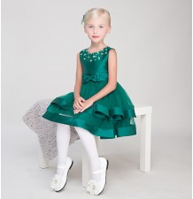 Flower girl formal dress 100-150cm