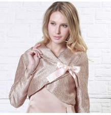 Maternity Bolero Color Gold