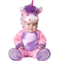 Incharacter Costume de Carnaval Unicorne 0-24 mois