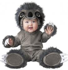 Costume Carnevale Bradipo per Bambino Incharacter 0-24 mesi