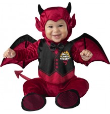 Incharacter Carnival Halloween Little Devil Costume 0-24 months
