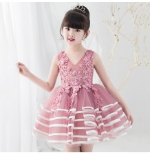 Flower girl formal dress 110-120cm