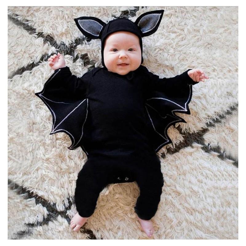 ottima qualità sito web professionale primo sguardo Costume/tutina di Halloween da pipistrello per bambino