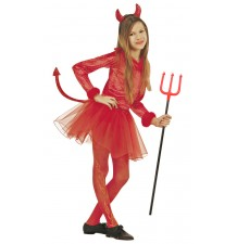 She-Devil Costume 5-13 years
