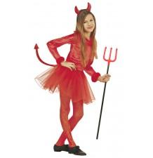 She-Devil Costume 5-13 years