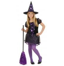 Costume de petite sorcière Ribbon 5-13 ans